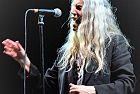 PATTI SMITH IN CONCERTO AL TEATRO DELL'OPERA DI ROMA