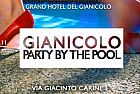 Roma - Gianicolo Party by the Pool - Dal 11 giugno alle 20:30